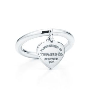 Tiffany & Co Heart Tag Ring